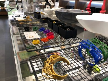RADIAN   our 3D printed jewelry is now available at CMY shop in Lebanon
