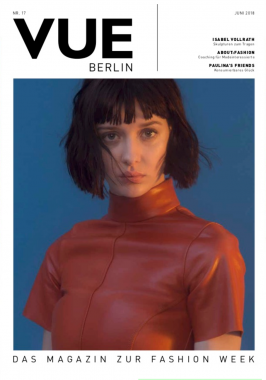 RADIAN | Jewelry gold selection for Berlin Fashion Week 2018 in VUE magazine