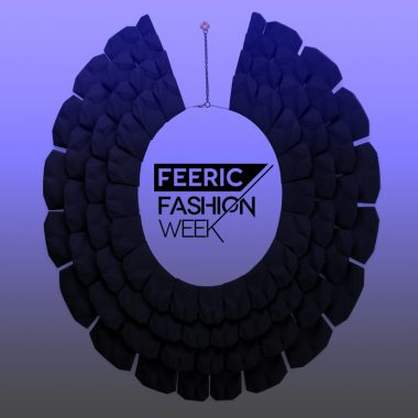 RADIAN | Nefertiti, a 3d printed jewelry collection at Feeric Fashion Week 2018