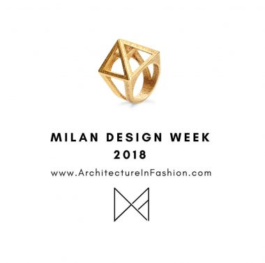 RADIAN | On display at Milan Design Week 2018