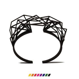 NITZ & SCHIECK | Solitaire bracelet, 3d printed nylon